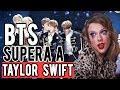 BTS Supera a Taylor Swift // BTS Domina Billboard NUEVAMENTE// Shiro No Yume Mp3