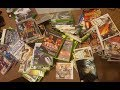 Video game collecting (Ep.25): large community sales games pickups
