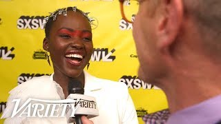 Lupita Nyong'o on the Pressures of Following up 'Get Out' in 'Us' - SXSW 2019