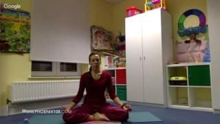 Онлайн урок Ваджра йоги с Викторией Тодоровой
