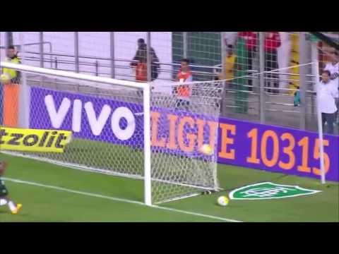 Atlético MG 0 x 3 Grêmio, melhores momentos   Brasileirão 26 05 2016