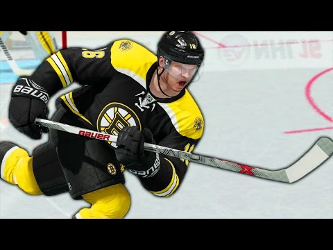 Can I Score A Full Length Goal? – NHL 16 Hockey Challenge Gameplay