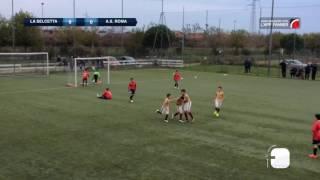 La Selcetta 0-3 A.S. Roma | Pulcini 2006 - 1ª | Highlights
