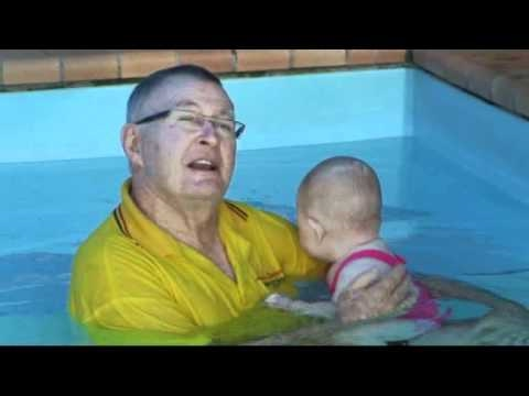 baby swim blog 6 months.wmv