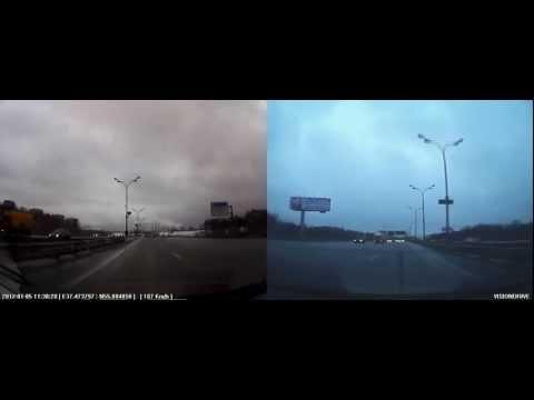 Видеорегистратор с двумя камерами - купить, цены