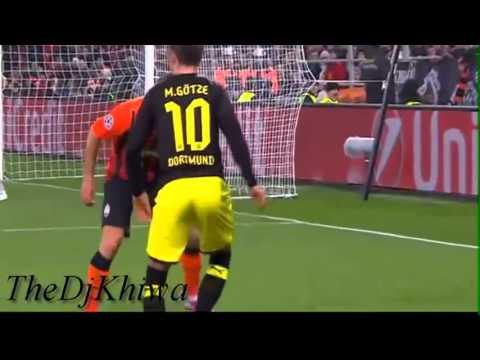 Mario Gotze  Goals , Skills , Assists 2013_480p)