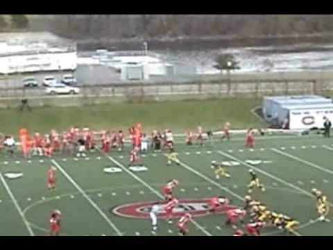 Lawson Starr #3 CB Highlight Central Lakes JUCO