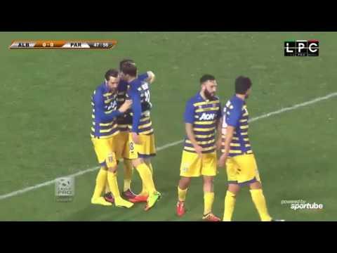 All Goals Parma 2016-2017