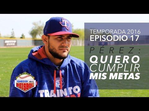 Conexión con el Béisbol 2016 EP 17 | Martín Pérez