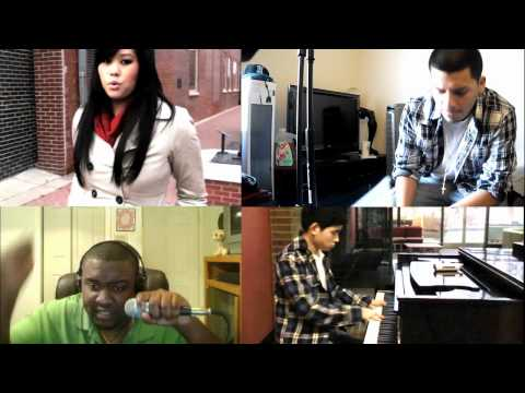 Diddy Dirty Money - Coming Home (Anth & Dara & TheBeatBoxHitman & Iwillbot) Music Video