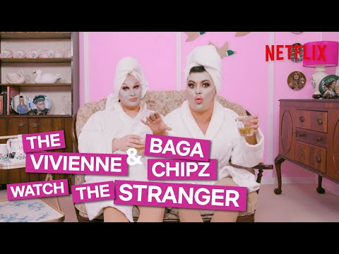 Drag Queens Baga Chipz And The Vivienne React To The Stranger | I Like To Watch UK Ep4