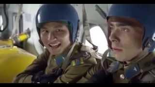 Обнимая небо (2013) 7 серия Военный художественный фильм