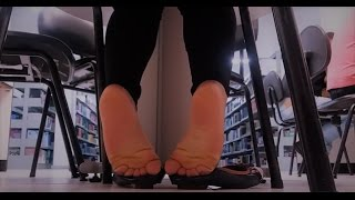 Shoeplay Flats | Student at College
