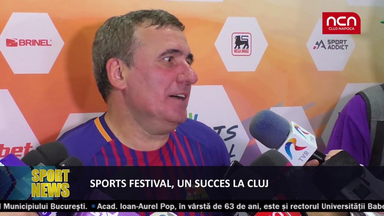 Sport News - 18 iunie - invitati Daniel Sabou si Eduard Farcas