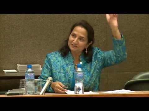 NGO Forum Conclusions & Recommendations - Manjit Dosanjh & Nyaradzayi Gumbonzvanda, NGO CSW Geneva