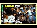 Saattai Tamil movie scenes Nanbaa Vaa Nanbaa song Samuthirakani talks with Yuvan Mahima