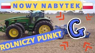 ROLNICZY PUNKT G! NOWY NABYTEK - 🇵🇱GŁĘBOSZ MADE IN POLAND 🇵🇱