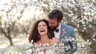 Almond Blossom Fields - Bakersfield, CA - Editorial Shoot