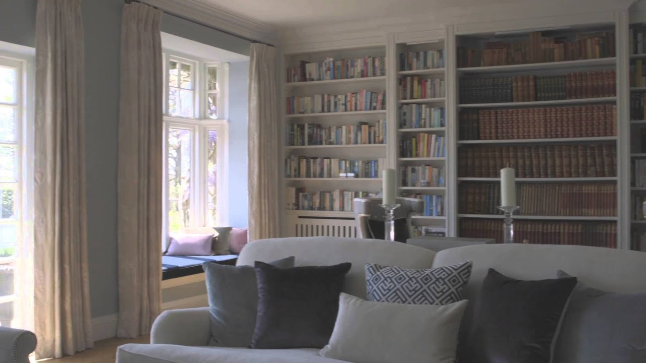 Dream Homes: Step Inside The Sitting Room Of This Hampshire Home   YouTube