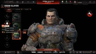 Pro gamer iddqd very satisfied with Quake Champions