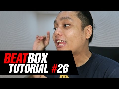 Tutorial Beatbox 26 - Cricket Sound | Suara Jangkrik
