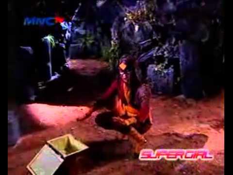 Kostum Supergirl PLAGIAT!!! di MNC TV