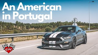 An American in Portugal