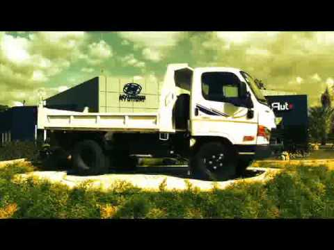 CAMION HYUNDAI Commercial