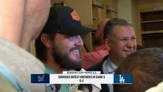 Wade Miley 'not opposed' to Brewers' pitching strategy