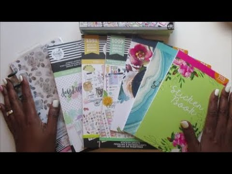 It's An April Haul Ya'll...    Happy Planner    Hobby Lobby and More...