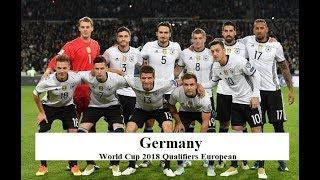 Germany ● Road to Russia● All 43 goals in World Cup 2018 Qualifiers European