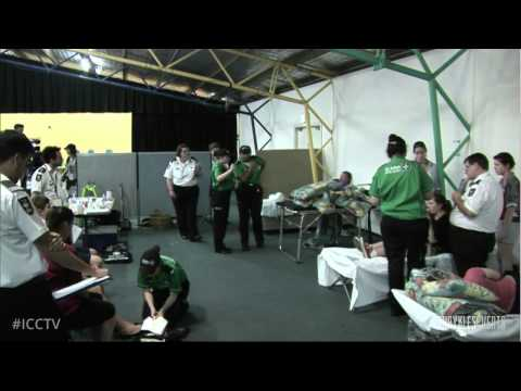 2014 St John Ambulance International Cadet Championships