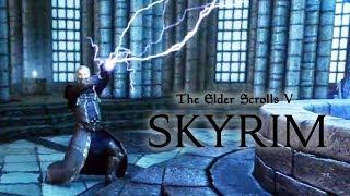 SKYRIM #5 - Winterhold é Ameaçada! (Gameplay em Português PT-BR)