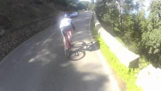 Alain Crash Mallorca 2012