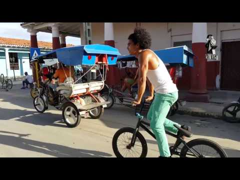 BMX Street Calle 39 Isla de la Juventud-Cuba (ENF)