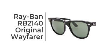 Ray-Ban RB2140 Original Wayfarer Polarized Sunglasses Short Review