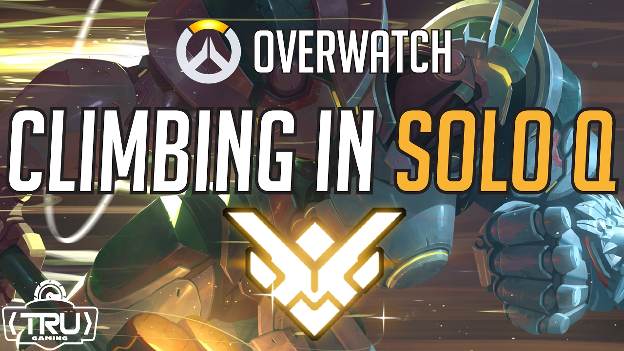 CLIMBING in Overwatch SoloQ - Guides with Green   TRUgaming