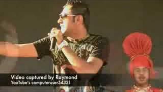 Gippy Grewal at Sawan Mela 2008 (extremely short clips)