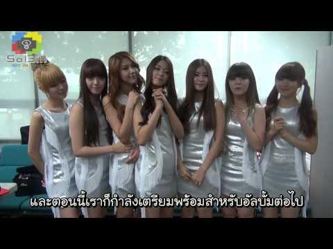 [Thai sub]AOA greeting message_ELVIS Ending