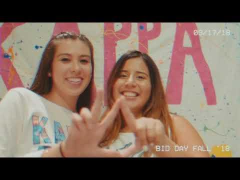Kappa Delta George Mason University Bid Day Fall 2018 Mp3