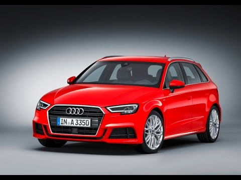 audi a3 sportback facelift 2017 youtube. Black Bedroom Furniture Sets. Home Design Ideas
