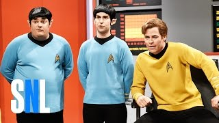 Video Star Trek Lost Episode - SNL download MP3, 3GP, MP4, WEBM, AVI, FLV Agustus 2017