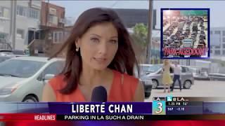 Liberté Chan Makes News Twice
