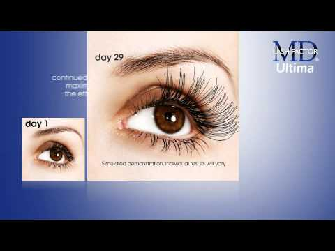 MD Lash Factor - Usage Directions - YouTube