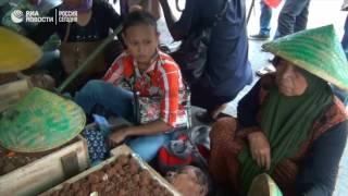 Протесты в Индонезии