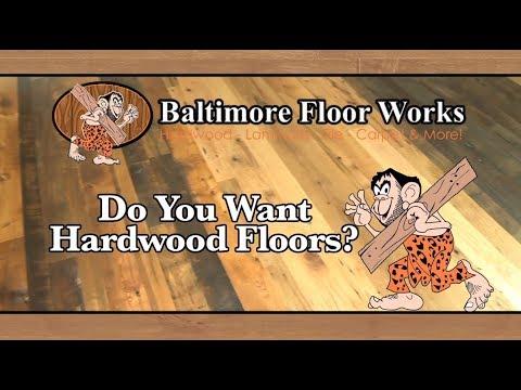 Attractive Baltimore Floor Works Hardwood