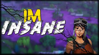 I bought a new monitor....NOW IM INSANE - Fortnite Battle royale