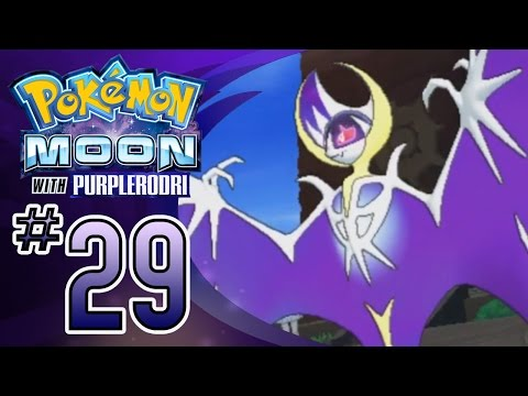 Let's Play Pokemon: Sun and Moon - Part 29 - Ultra Space & LUNALA!