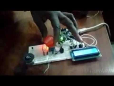 University Of Maiduguri Student Created An Autonomous Robot (Watch Video)