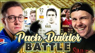 FIFA 19: Pack Builder BATTLE vs HandOfBlood 🔥
